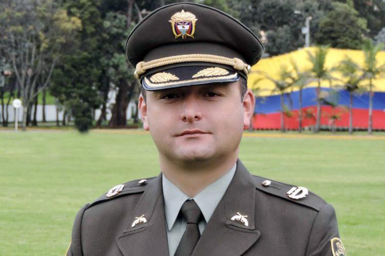 coronel Luis Fernando Atuesta Zarate Centro Cibernético de la Policía Nacional de Colombia