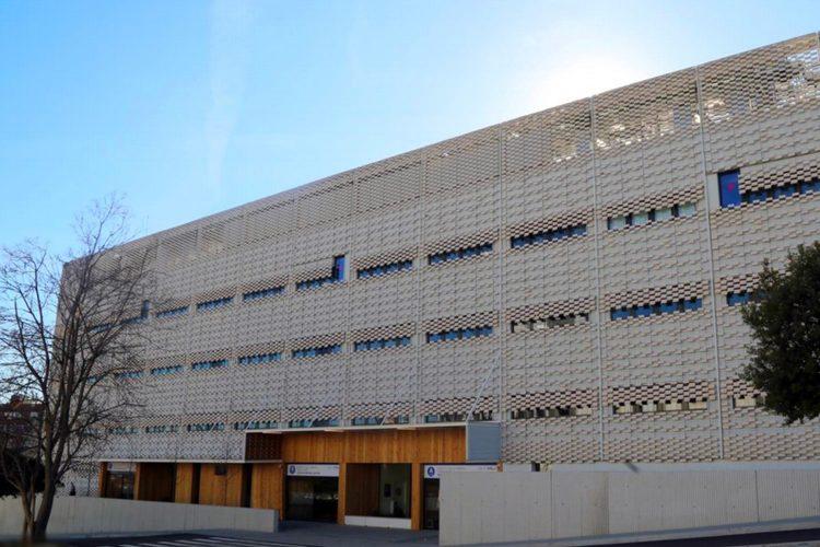 edificio Garbí de Barcelona