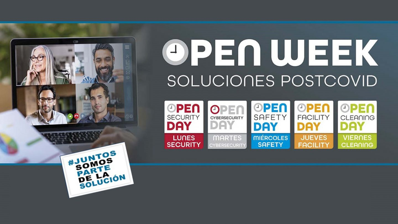 Open Week imagen canal