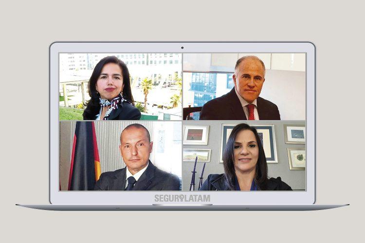 Open Week 2021 ponentes del panel experiencias internacionales