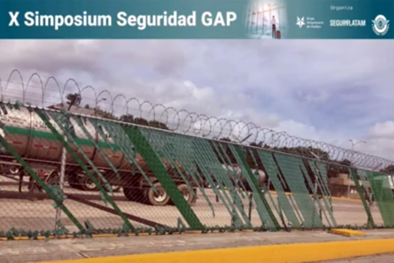 protección perimetral deficiente en seguridad aeroportuaria