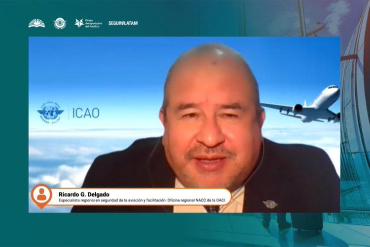 Ricardo Delgado OACI