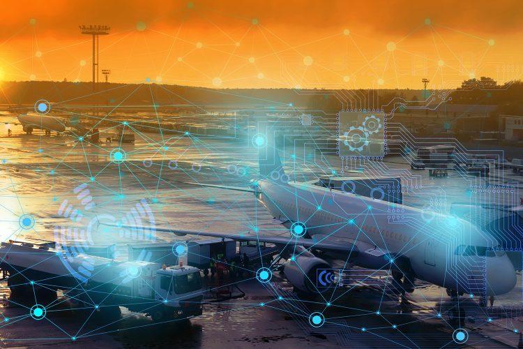 aeropuerto interconectado