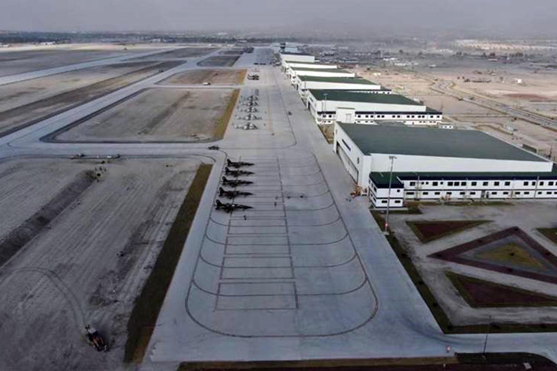 Aeropuerto Internacional Felipe Ángeles de la Ciudad de México.