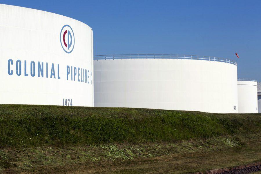 depósitos de Colonial Pipeline