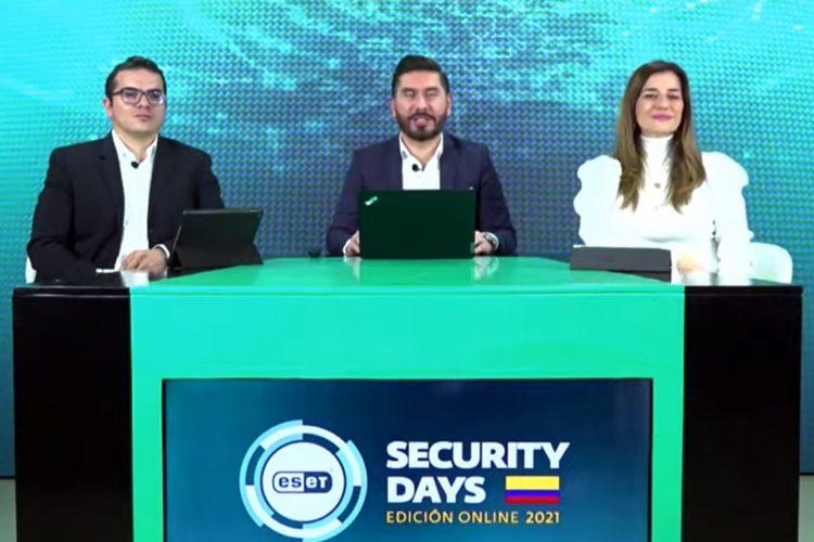 ESET Security Day Colombia 2021 se celebró en formato online