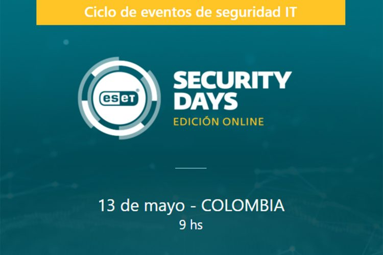 ESET Security Day Colombia 2021
