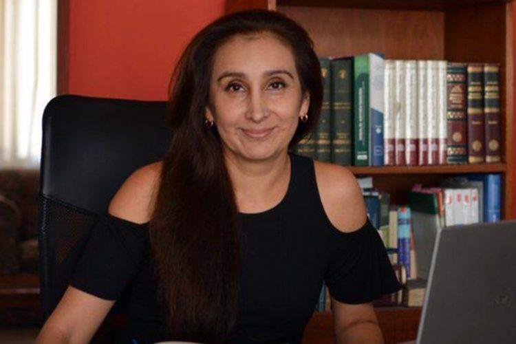 Gina de la Torre gerente de Ventas de Thais Corporation