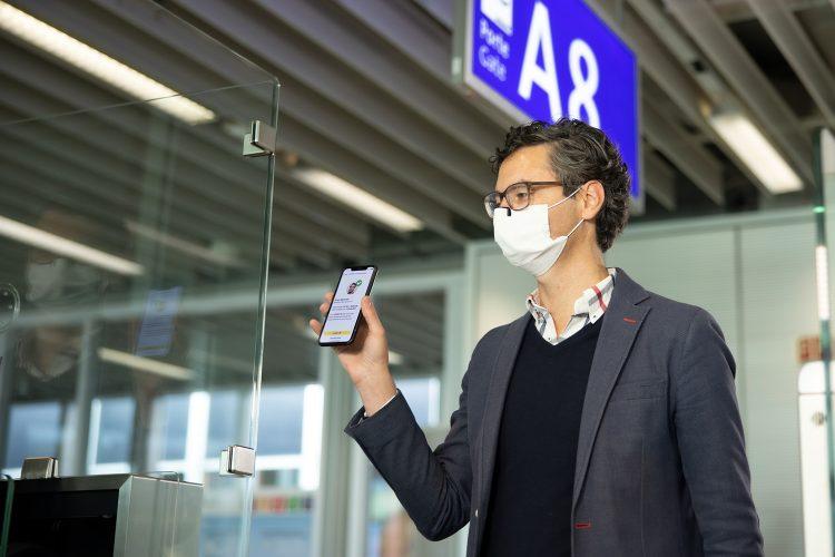 IATA Travel Pass permite tener una experiencia más segura y sin contacto en los aeropuertos