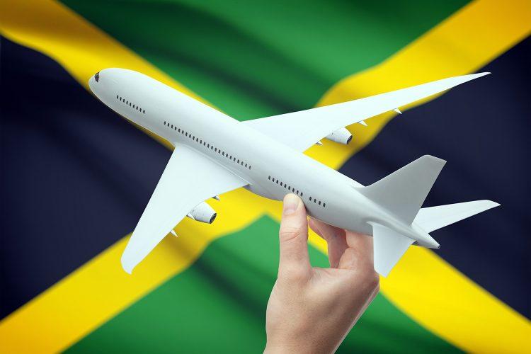 aviación civil en Jamaica