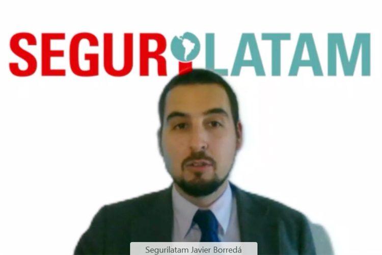 Javier Borredá García director de Segurilatam en el V Foro Virtual Internacional Seguridad de Instalaciones Vitales