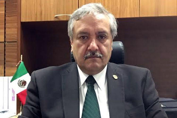 Miguel Ángel Ocampo Cornejo director de Seguridad de la Agencia Federal de Aviación Civil de México