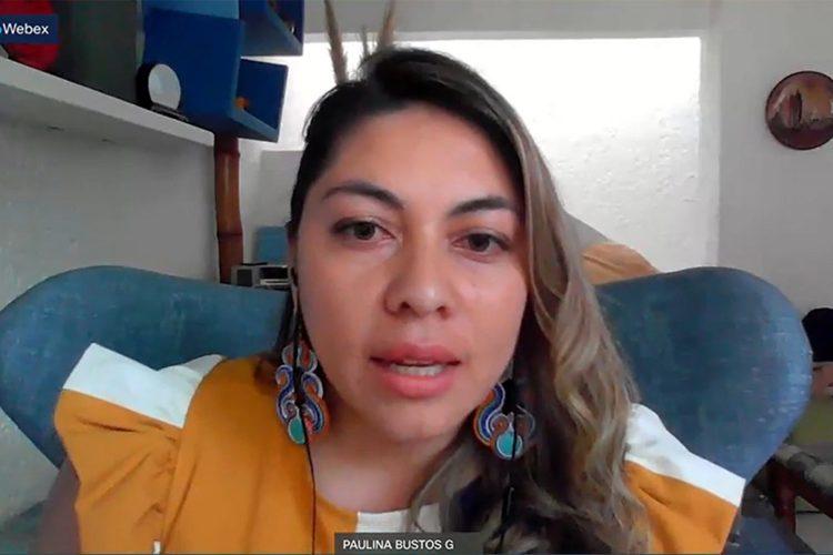 Paulina Bustos Senior Security Manager de Brown-Forman México