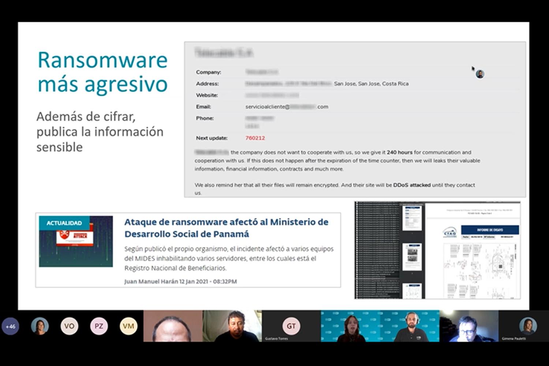 ciberseguridad ataques de ransomware