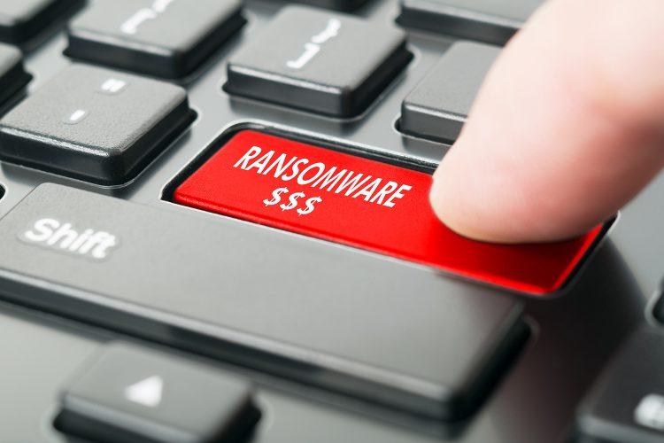 un cibercriminal solicita un rescate por ataque de ransomware