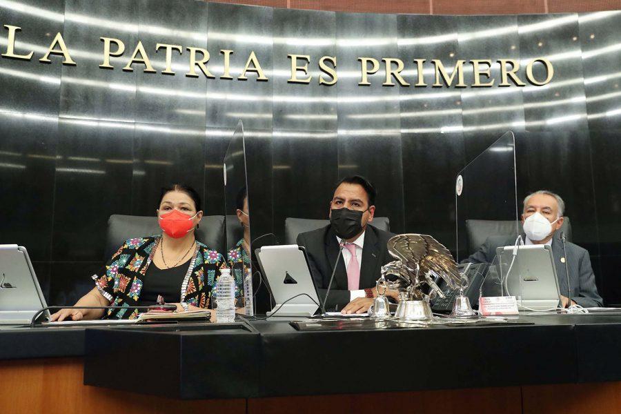 Mesa Directiva del Senado de México