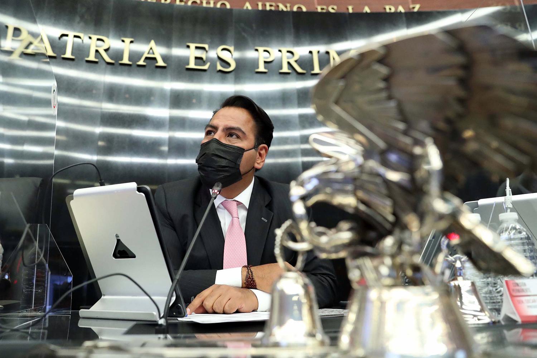Eduardo Ramírez anuncia la declaratoria que permitirá desarrollar la nueva Ley General de Seguridad Privada en México