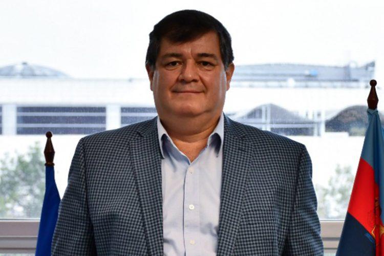 el superintendente de Vigilancia y Seguridad Privada de Colombia Orlando Alfonso Clavijo Clavijo