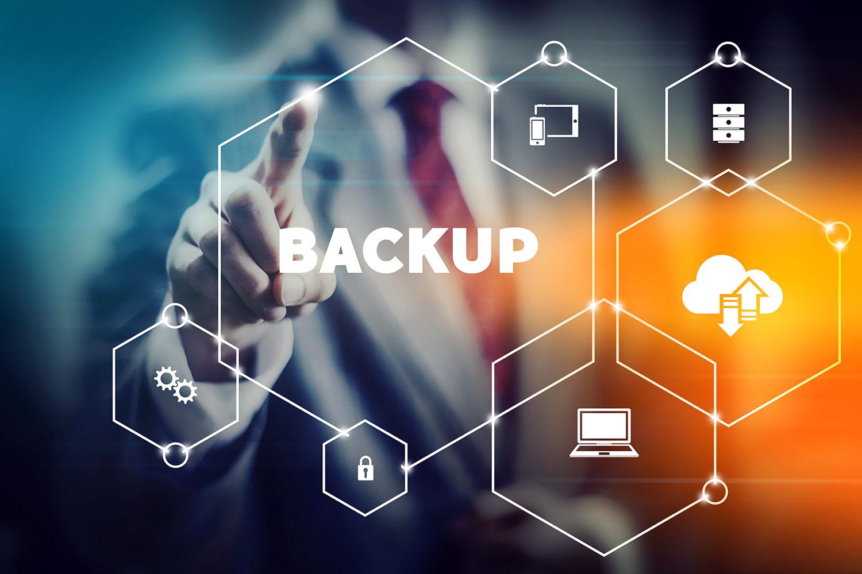 las copias de seguridad son esenciales en caso de sufrir un ataque de ransomware