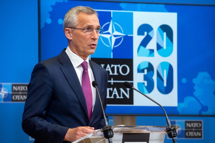 Jens Stoltenberg secretario general de la OTAN