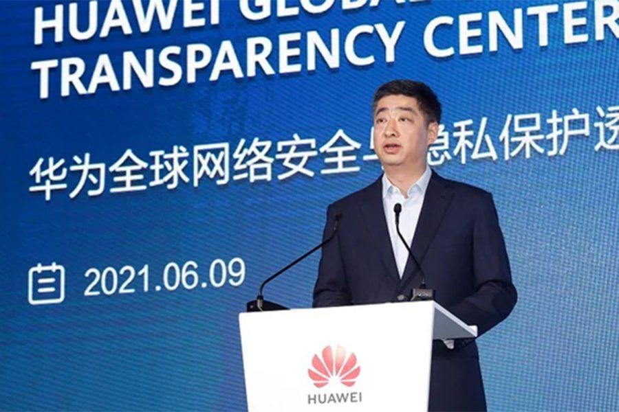 Ken Hu presidente rotatorio de Huawei