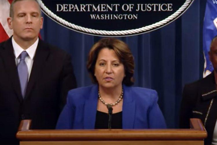Lisa Monaco fiscal general adjunta de Estados Unidos