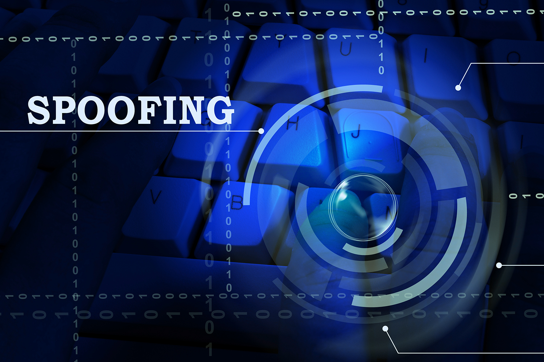 una guía de ciberseguridad para empresarios explica términos como spoofing