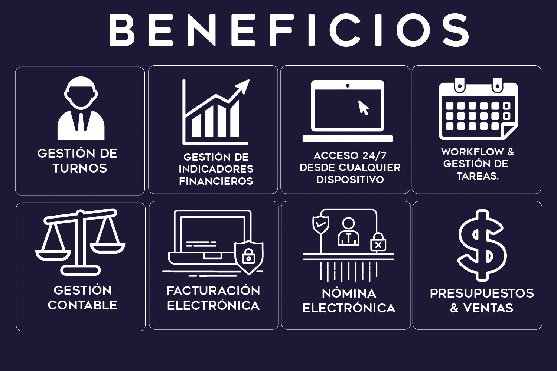 Principales beneficios de la plataforma ERP de Avancys para empresas de vigilancia