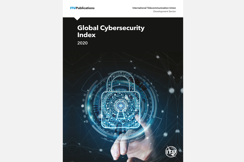 Portada del Índice de Ciberseguridad Global 2020