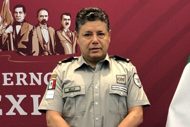 Jacobo Bello Joya Guardia Nacional México