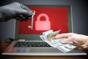ransomware pago de rescate con dólares