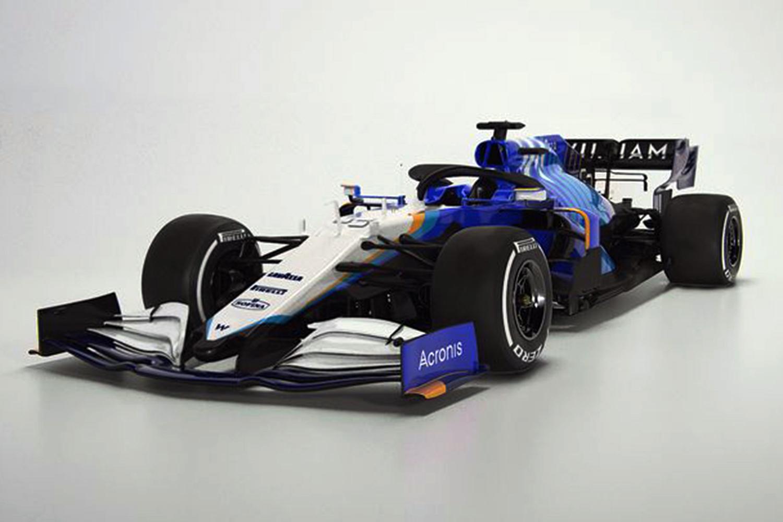 la escudería Williams de Fórmula 1 confía en el proveedor de ciberseguridad Acronis