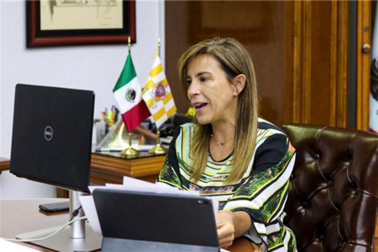 María Angélica Granados Trespalacios alcaldesa de Chihuahua