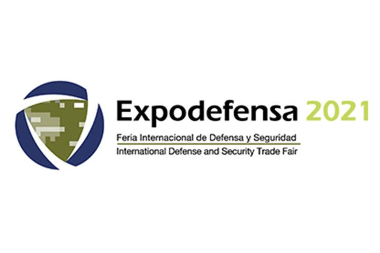 Expodefensa 2021 logo