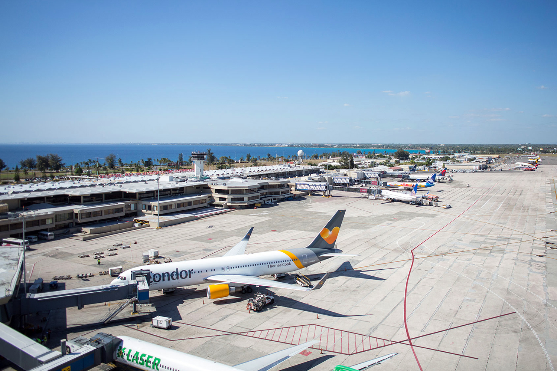 el Aeropuerto Internacional de Las Américas contrata servicios de seguridad privada