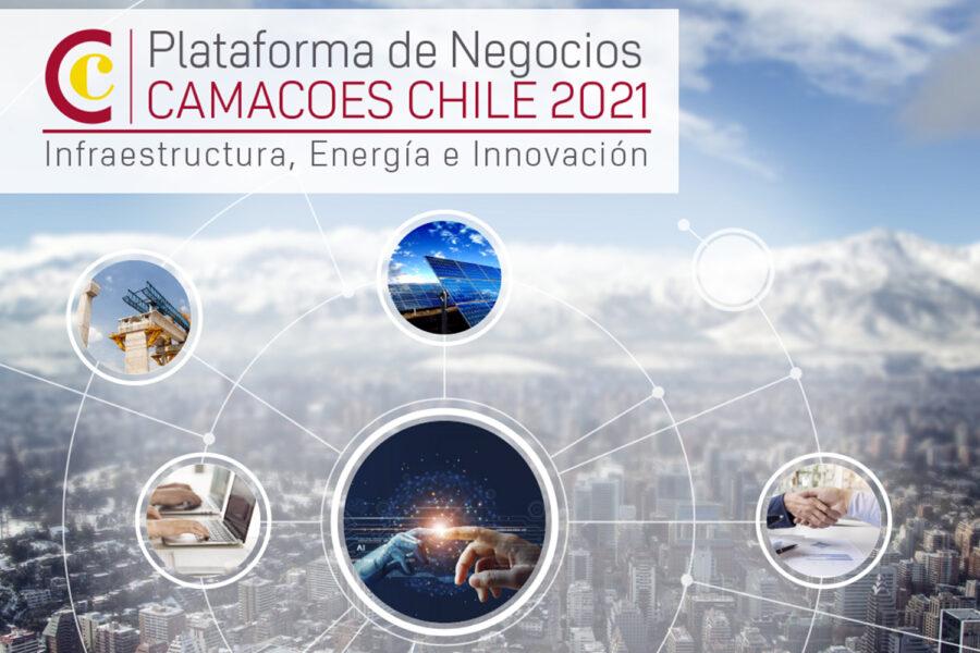plataforma de negocios Camacoes Chile 2021
