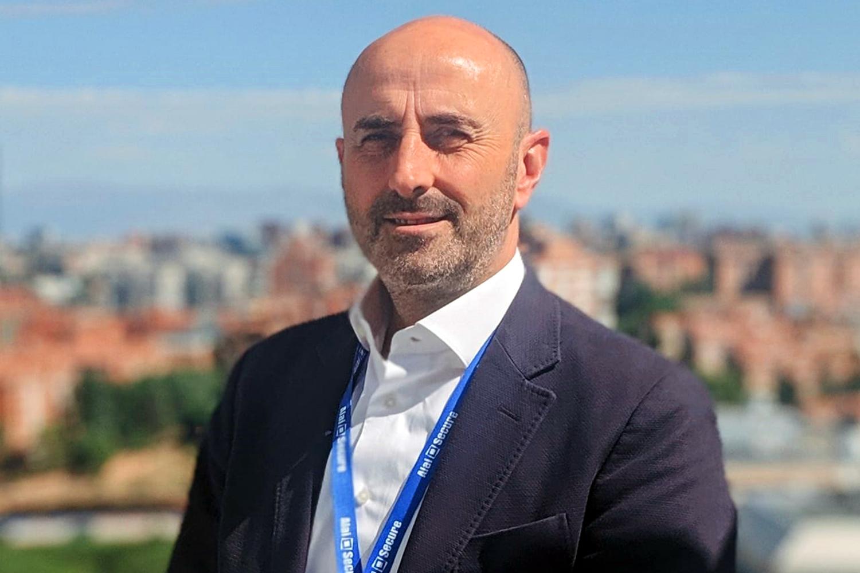 Carlos Valenciano director general de Alai Secure