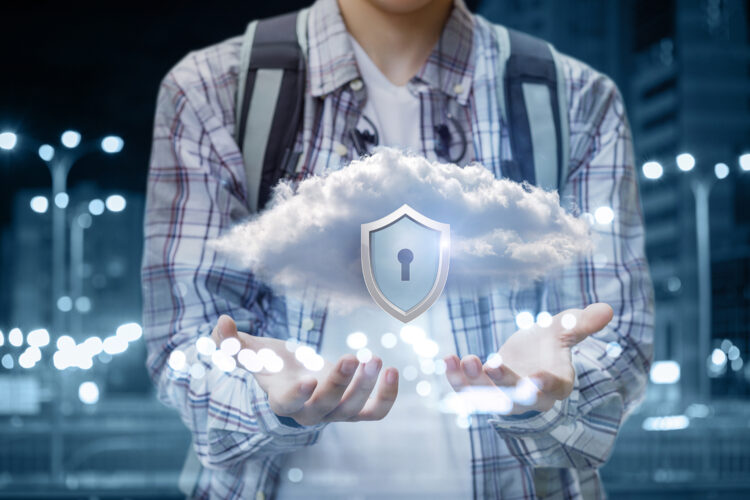 estudiante de ciberseguridad