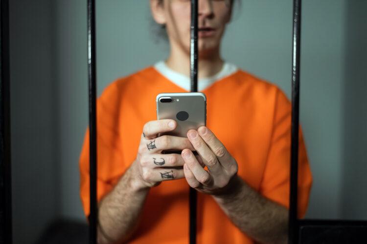 extorsión telefónica desde un centro penitenciario