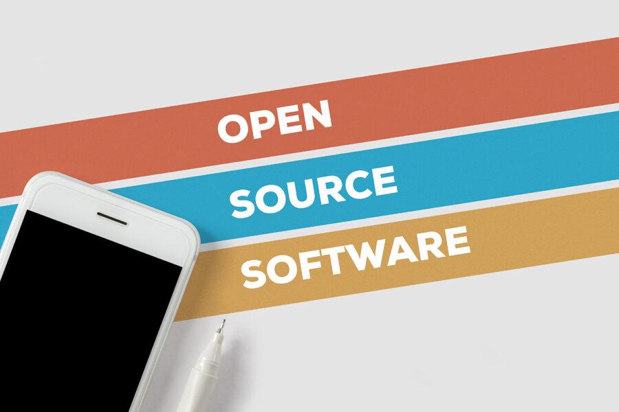 concepto de Open Source Software