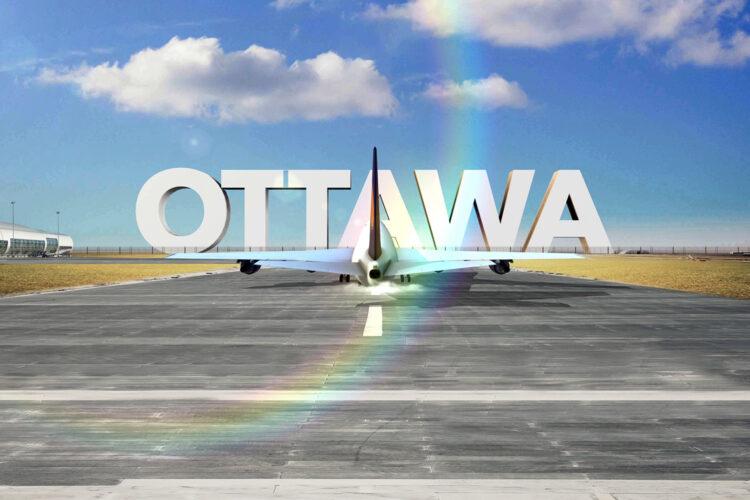 aeropuerto de Ottawa