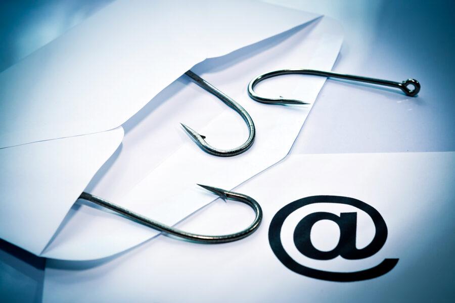 phishing por correo electrónico