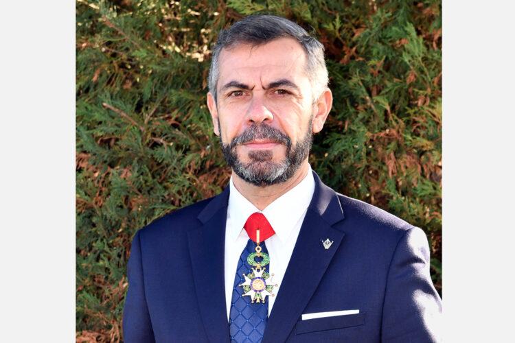 Charles Beaudouin CEO de Coges Events