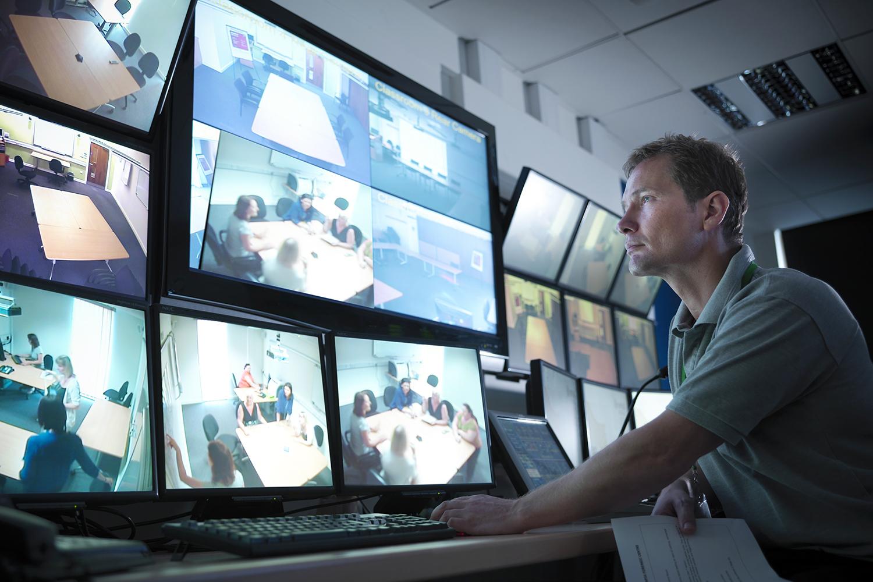 sistema de videovigilancia de Ikusi