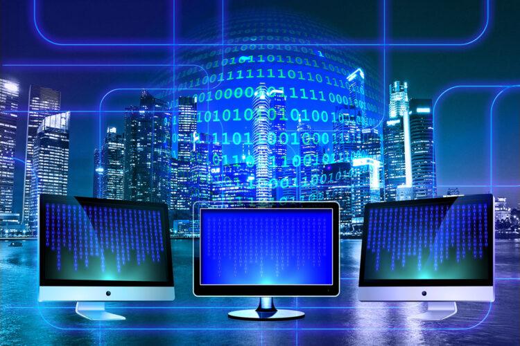 concepto de seguridad digital