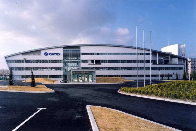 Sede corporativa del Grupo Optex en Japón